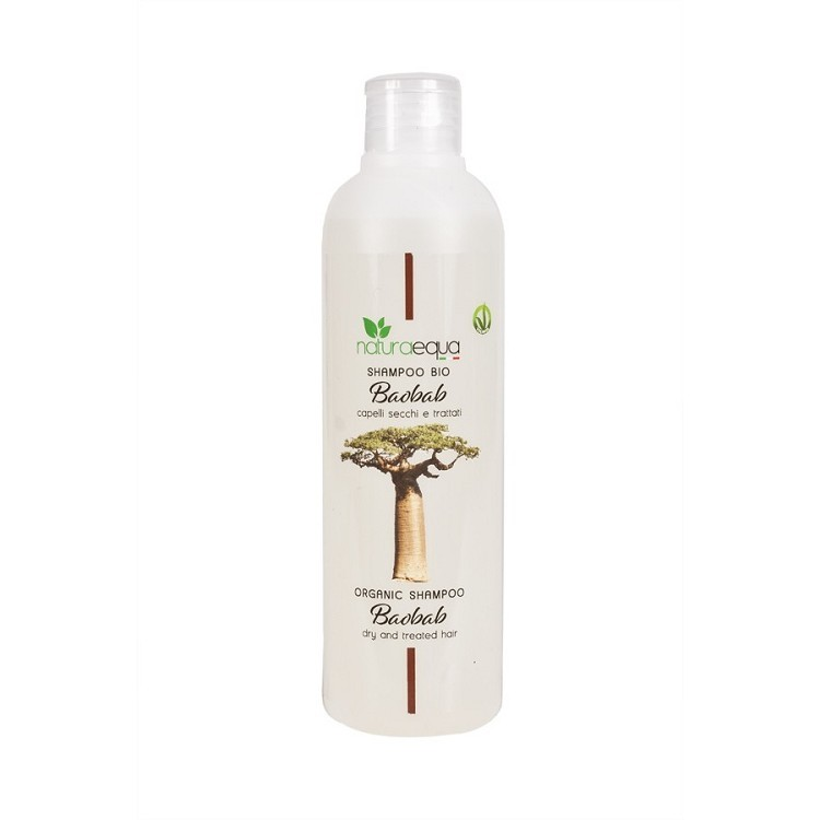 Baobab Shampoo - for dry and chemically treated hair
