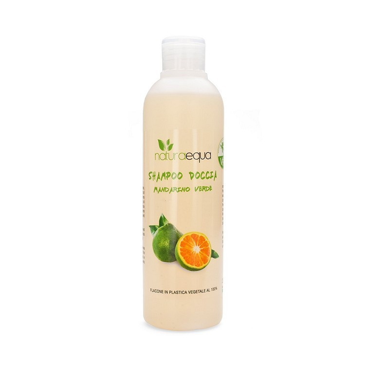 Mediterranean Mandarin Shampoo & Shower Wash - for frequent use