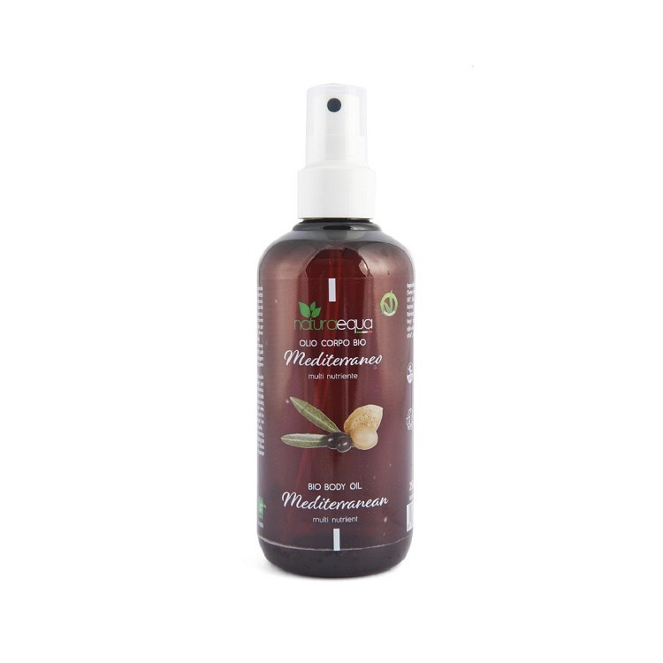 Organic mediterranean Body Oil