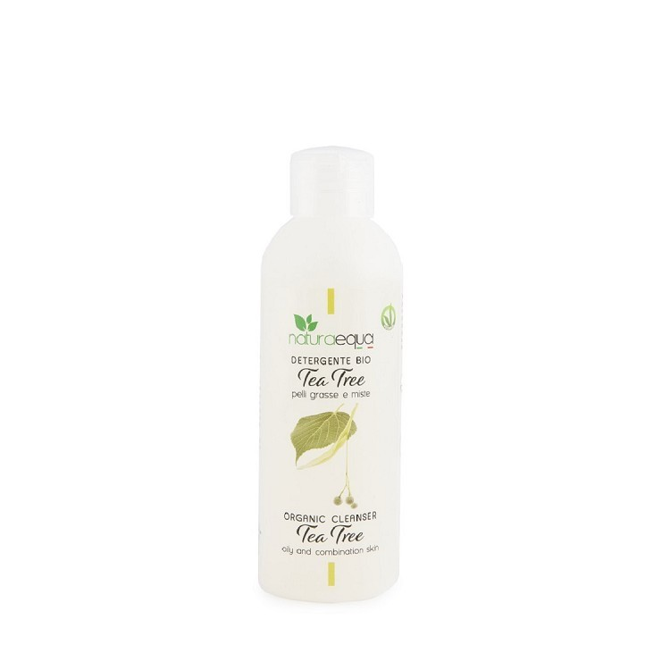 Tea Tree Cleanser for Oily and Combination Skin