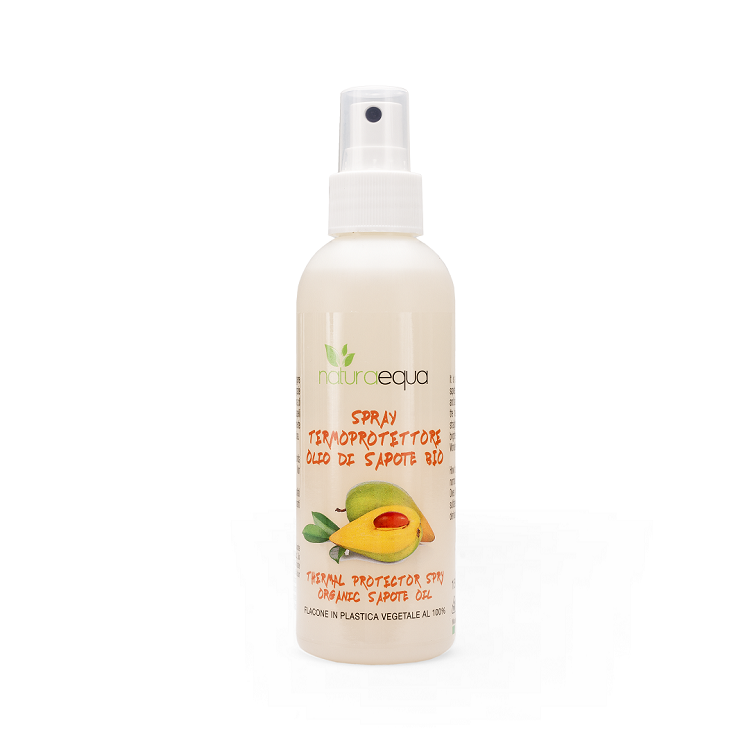 Termal protector spray organic sapote oil