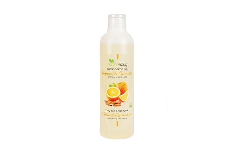 Citrus and Cinnamon Body Wash