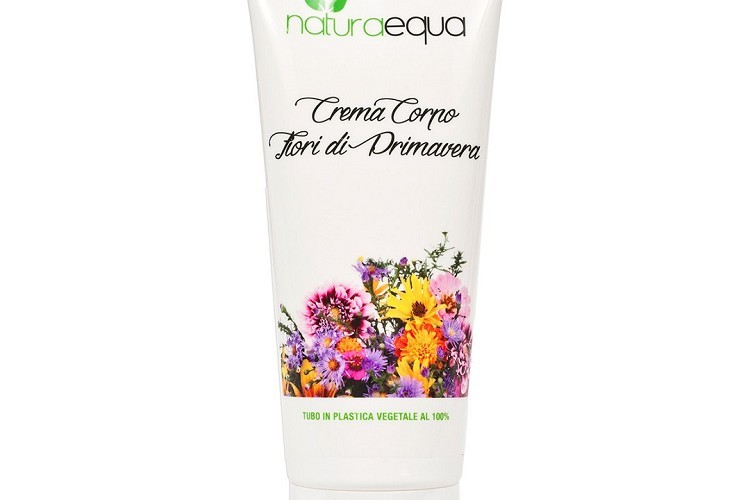 Bagnoschiuma Naturale : Naturaequa spring blossoms body wash bagnodoccia bio