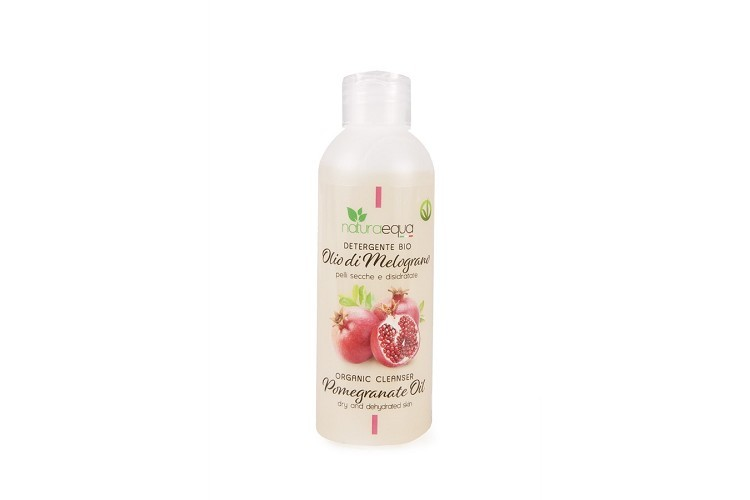 Pomegranate Oil Cleanser – for Dry and Dehydrated Skin