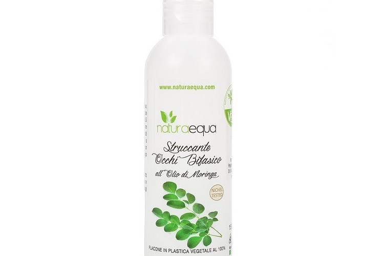 Two-Phase Eye Make-Up Remover with Moringa Oil
