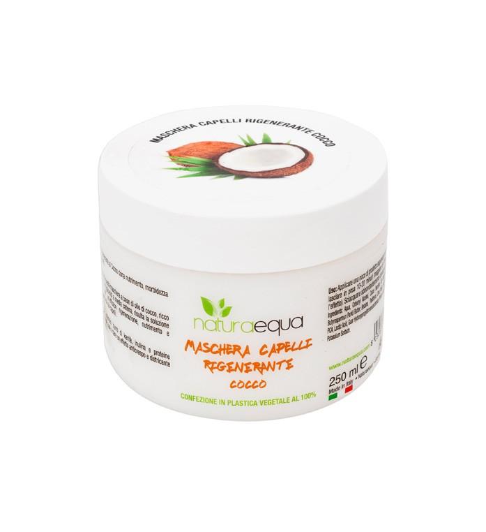 Coconut regenerative hair mask