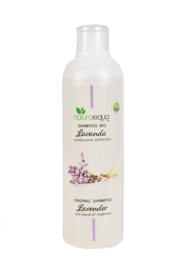 Shampoo lavanda antiforfora
