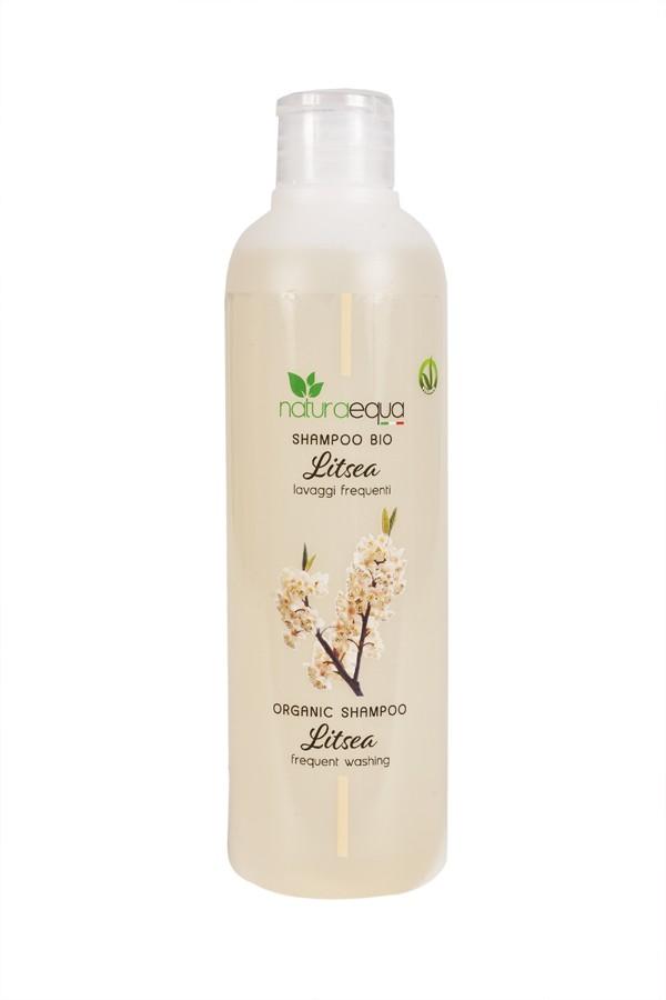 Litsea shampoo - frequent use