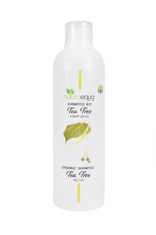 Tea tree shampoo - oily hair
